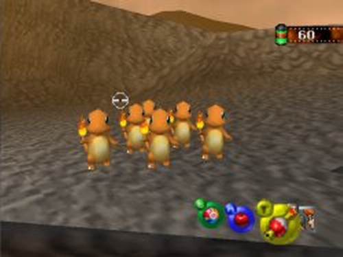 games like pokemon snap