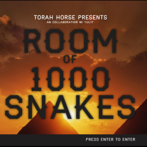 They Warned You: Room of 1000Snakes