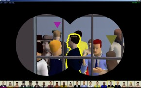 Act Casual: SpyParty Sneaks Into PublicBeta