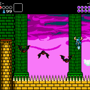 Game of the Year 2014: #5 – Shovel Knight