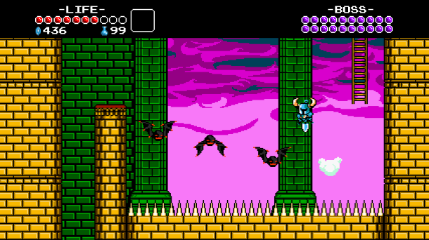 SHOVEL KNIGHT YAY