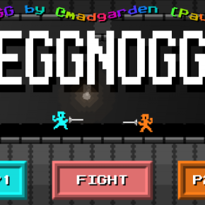 Game of the Year 2013: #10 –EGGNOGG/NIDHOGG