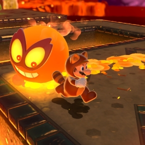 Super Mario 3D World Review – StillSuper