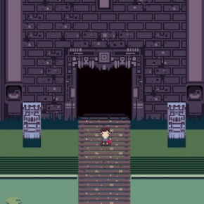 Titan Souls is Dark Souls + Zelda + Shadow of the Colossus