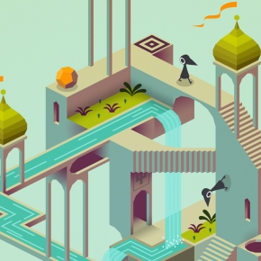 Monument Valley – Lose Yourself