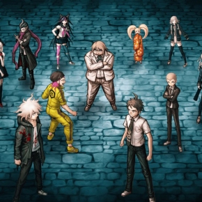 Game of the Year 2014: #3 – Danganronpa 2