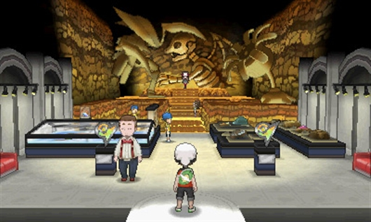 pokemon oras gym