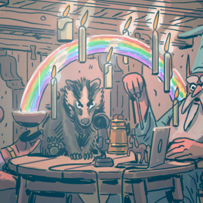 Here's a Thing! 001 – Hello From the MagicTavern