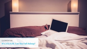 A Question From ClickHole: Can You FallAsleep?
