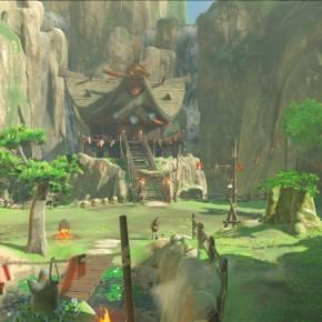 Zelda: Breath of the Wild is Nintendo's ModernMasterpiece
