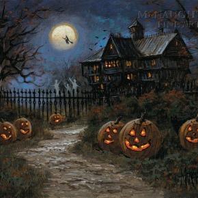Getting Spooky in2017