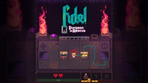 Fidel Dungeon Rescue Trusts Your Instincts