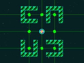 JUMPGRID is a Punishing, Heart-Pounding Puzzler