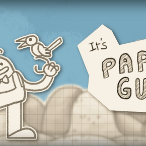 It's Paper Guy! – Slice, Dice, and Be Real Nice